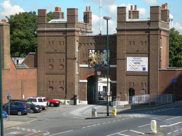 Historic Dockyard Chatham, Gillingham, Kent