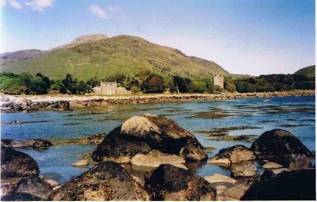 Moy Castle, Isle of Mull, Inner Hebrides