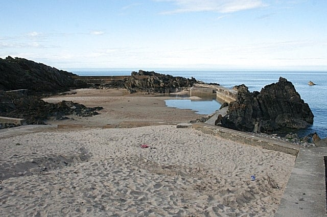 Portsoy Open Air Pool