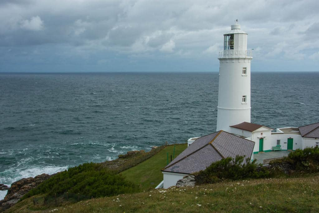 Trevose Head Lighthouse, Trevose, Padstow, Cornwall