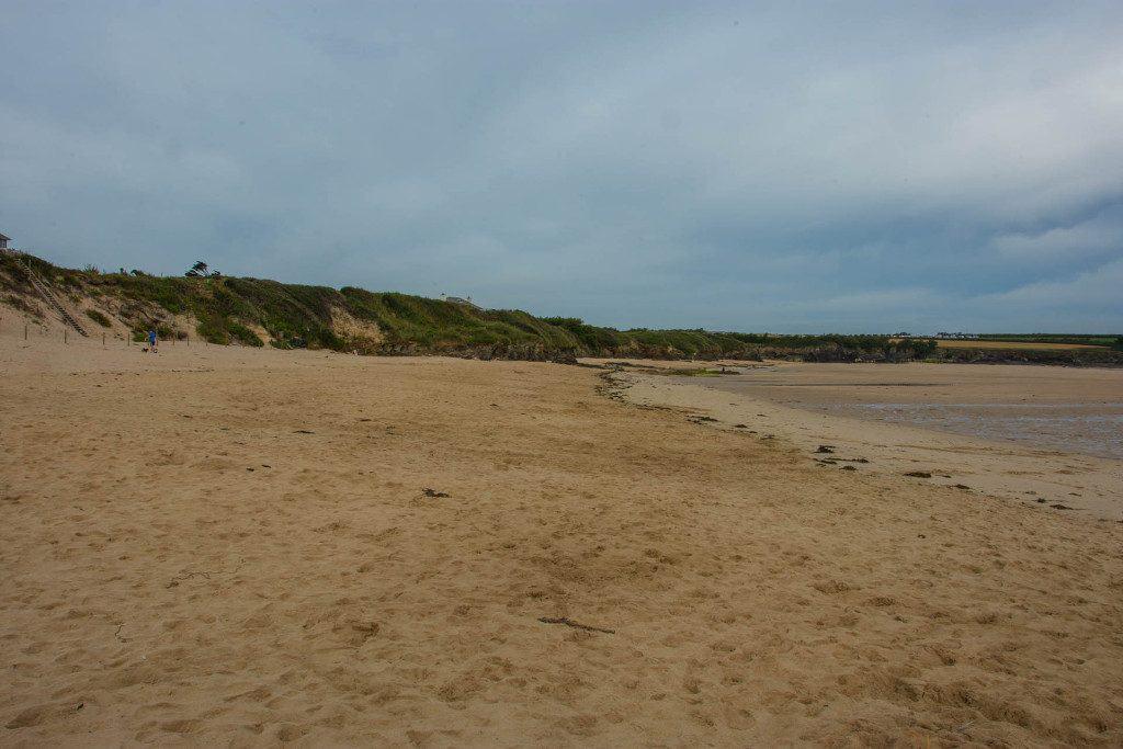 Harlyn Bay beach, Harlyn, Padstow, Cornwall