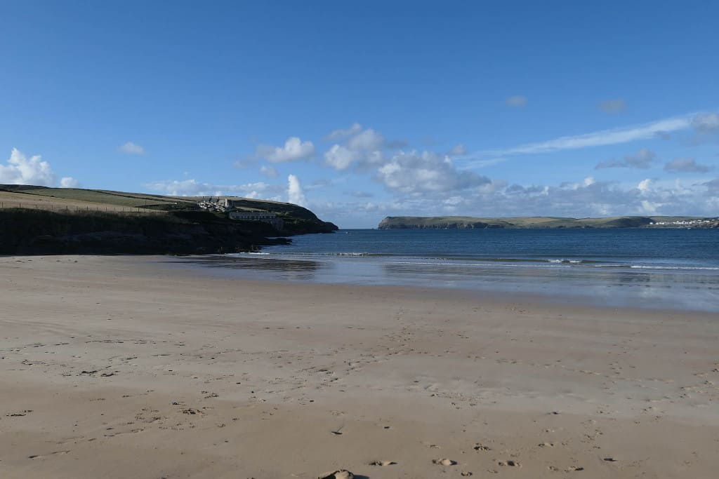 Harbour Cove beach, Padstow, Cornwall