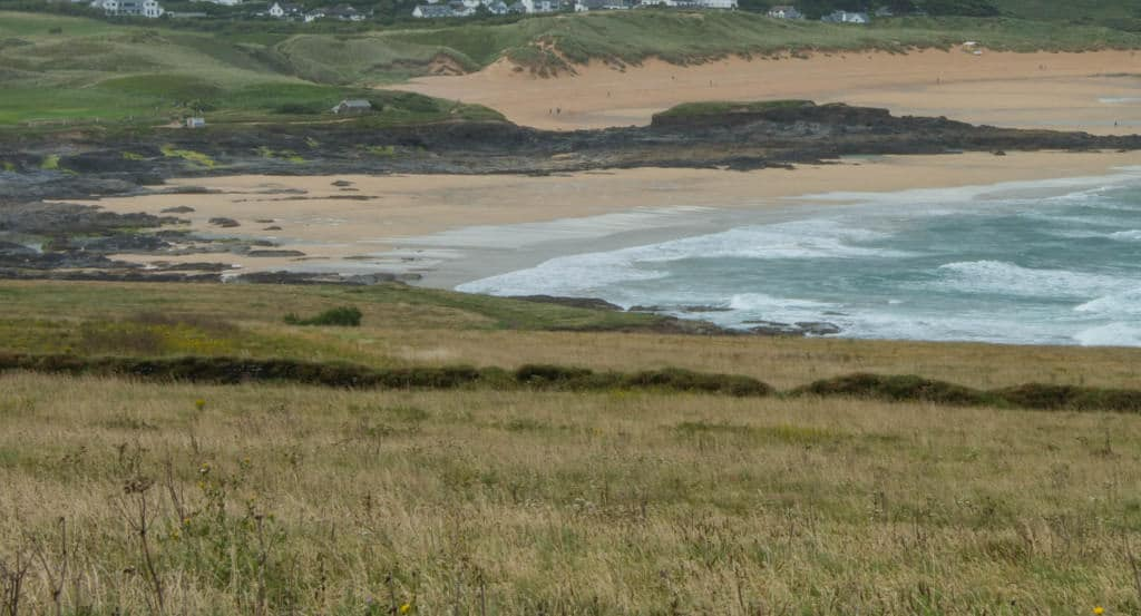 Booby's Bay beach, Padstow, Cornwall