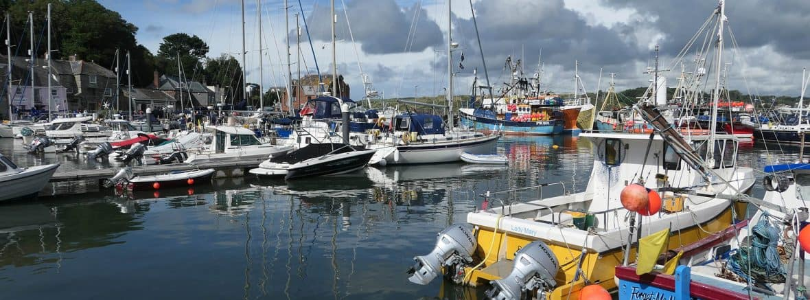 Padstow Harbour, Padstow, Cornwall
