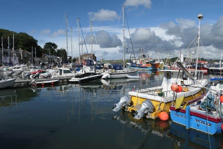 A Week in Padstow Cornwall