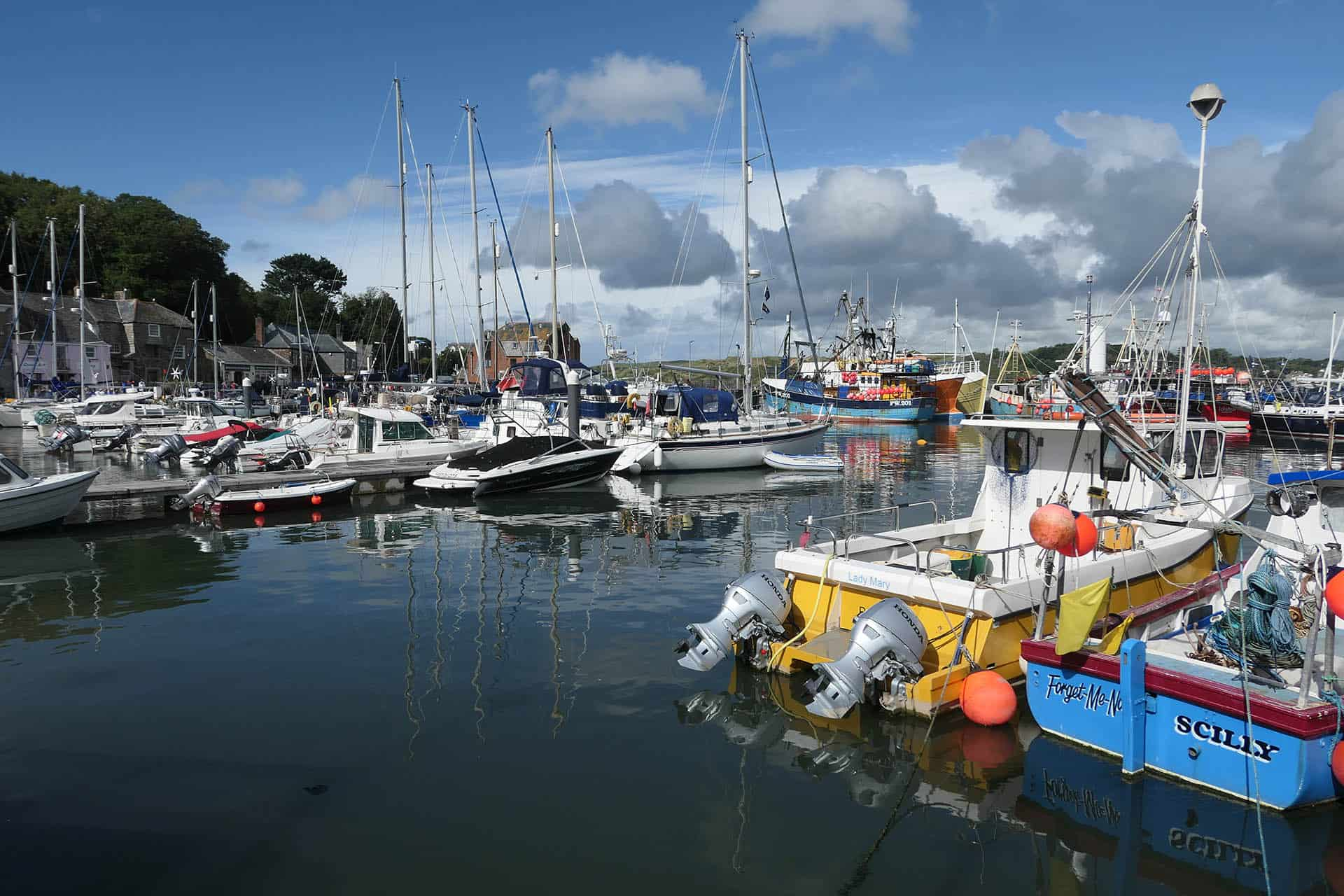 A Week in Padstow Cornwall