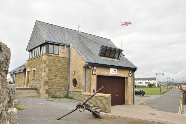 Porthcawl lifeboat station, Porthcawl, Bridgend