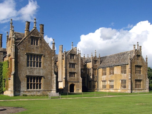 Barrington Court, Barrington, Ilminster, Somerset