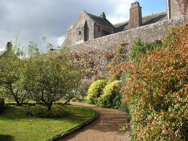 Compton Castle, Marldon, Paignton, Devon