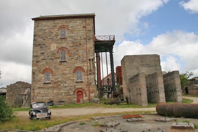 Cornish Mines and Engines, Redruth, Cornwall