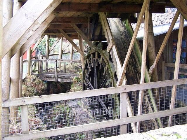 Finch Foundry, Sticklepath, Okehampton, Cornwall