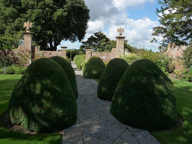 Tintinhull Gardens, Tintinhull, Yeovil, Somerset