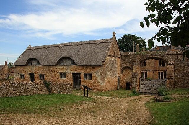 Stoke-sub-Hamdon Priory,Stoke-sub-Hamdon, Yeovil, Somerset