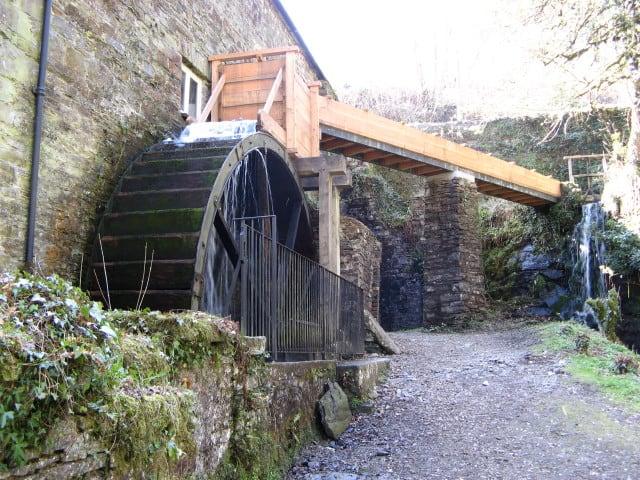 Cotehele Mill, St Dominick, Saltash, Cornwall