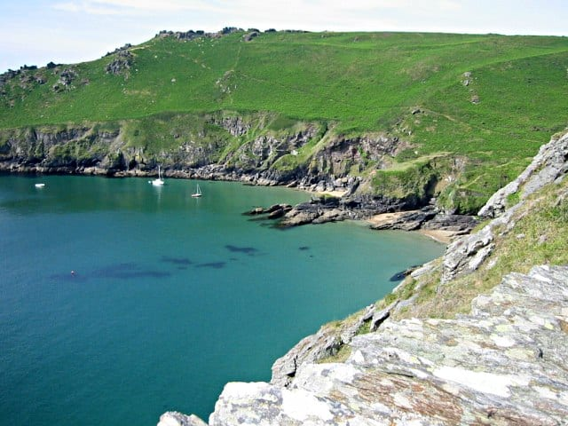 Thurlestone to Torcross, S W Coast Path, Salcombe, Devon