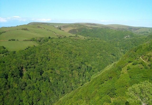 Watersmeet, Lynmouth, Devon