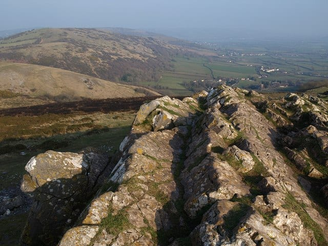 Mendip Hills, Weston-Super-Mare and Frome, Somerset