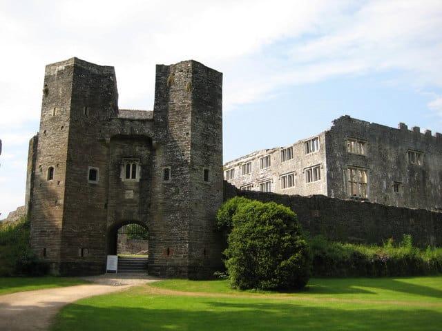 Berry Pomeroy Castle, Paignton, Devon