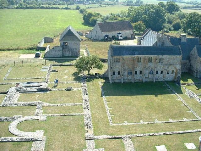 Muchelney Abbey, Muchelney, Somerset