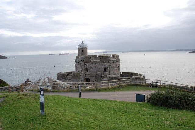 St-Mawes-Castle