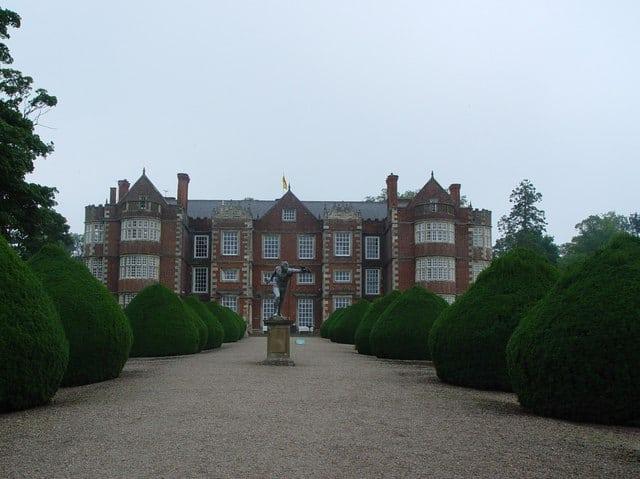 Burton Agnes Manor House, Burton Agnes, Bridlington, East Riding of Yorkshire
