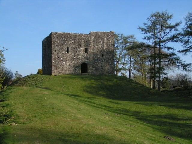 Lydford Castle, Lydford, Okehampton, Devon