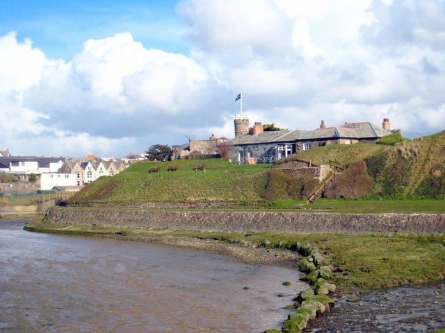 The Castle, Bude, Cornwall