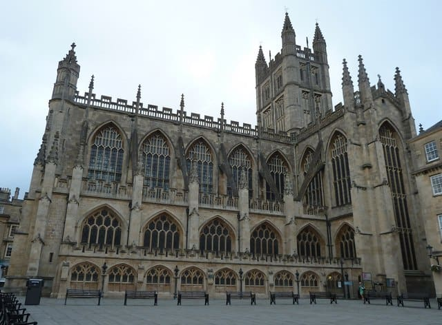 Bath-Abbey