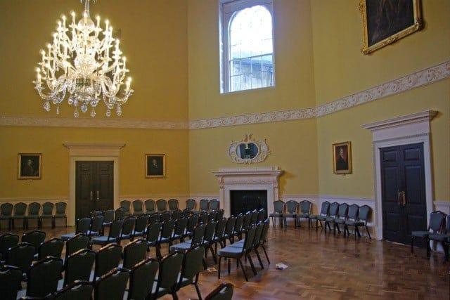 Bath Assembly Rooms, Bath, Somerset