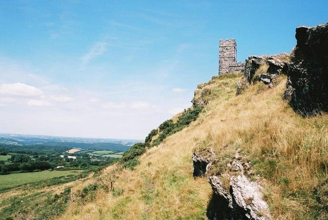 Brent Tor, Tavistock, Devon