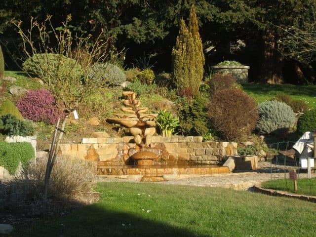 Chalice Well, Glastonbury, Somerset