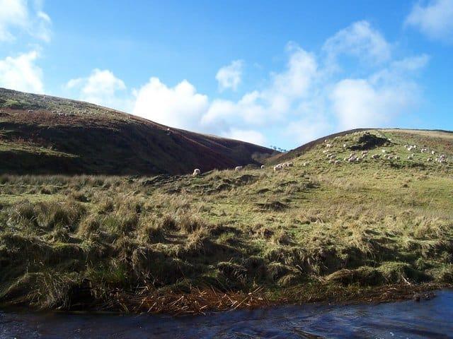 Exmoor National Park, Somerset and Devon