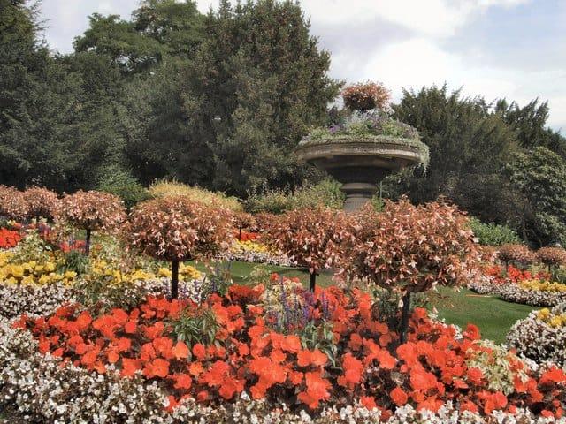 Georgian-Garden