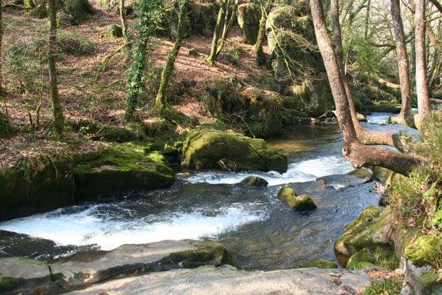 Golitha Falls, St Cleer, Cornwall