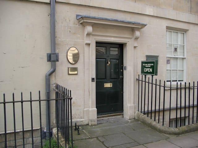 Herschel Museum of Astronomy, Bath, Somerset