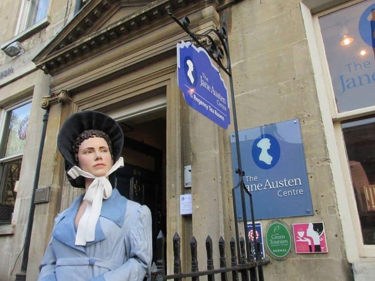 Jane Austen Centre, Bath, Somerset