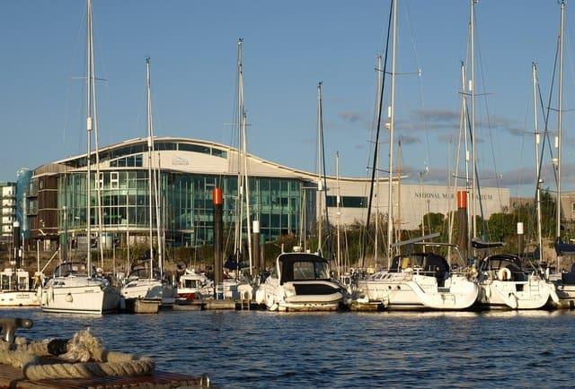 National Maritime Aquarium, Plymouth, Devon