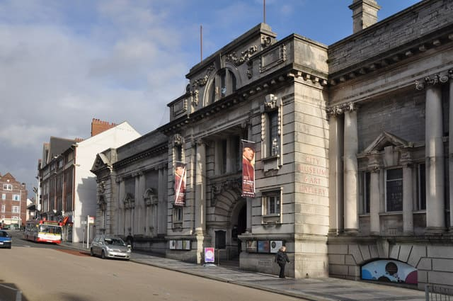 Plymouth City Museum and Art Gallery, Plymouth, Devon
