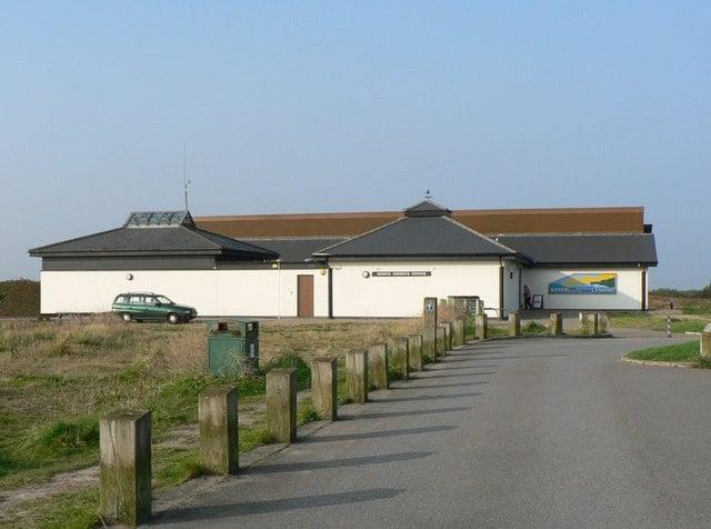 Kenfig National Nature Reserve, Porthcawl, Bridgend