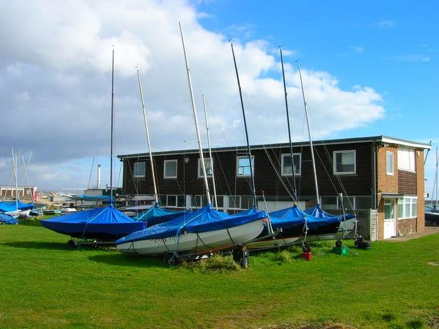 Shoreham Sailing Club, Shoreham-by-Sea, West Sussex