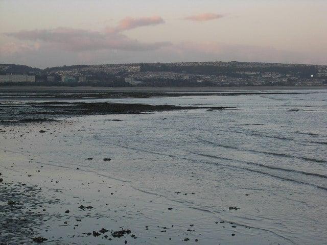 Swansea-Bay-beach