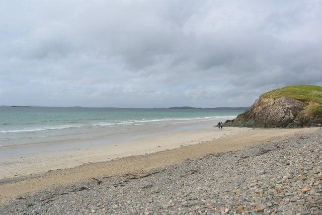 Lettergesh Beach, Connemara, Galway, Ireland