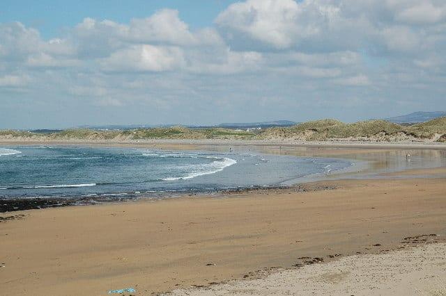 Doughmore Strand Beach, Doonbeg, Clare, Ireland