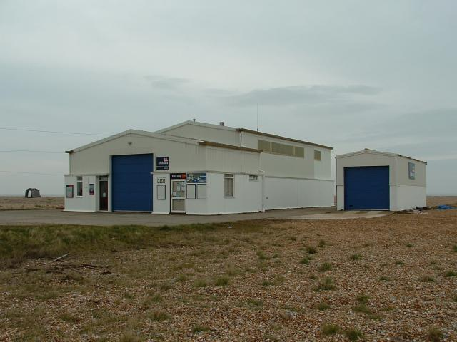 Dungeness lifeboat station, Dungeness, Kent