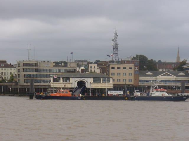 Gravesend lifeboat station, Gravesend, Kent