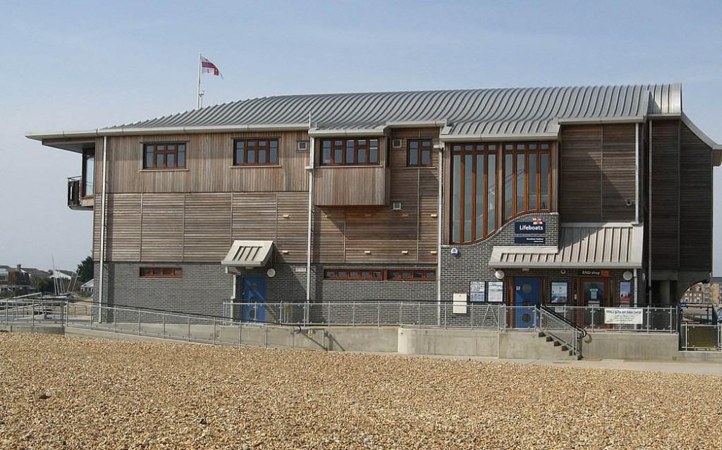 Shoreham-Harbour-lifeboat-station