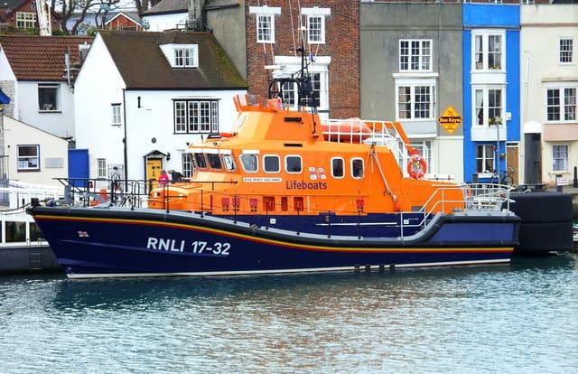 Weymouth lifeboat station, Weymouth, Dorset