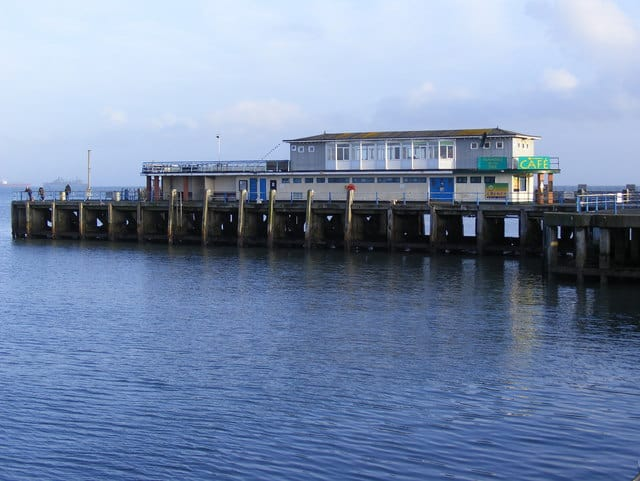 Weymouth-Pier