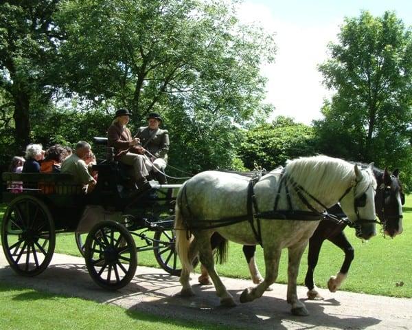 Arlington Court and Carriage Collection, Arlington, Barnstaple, Devon