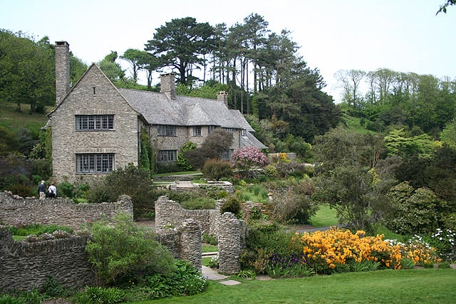 Coleton Fishacre, Kingswear, Devon